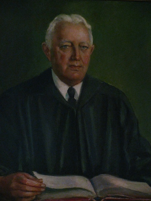 Judge John William Graff