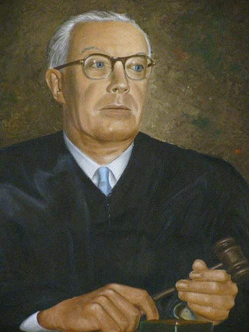 Judge Marshall F. Hurley (1959-1960)