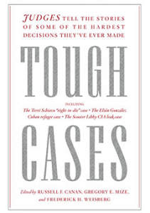 "Cover photo of ""Tough Cases"""