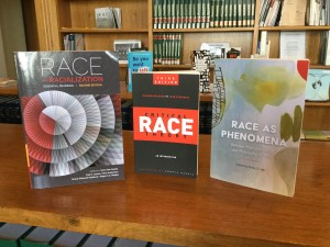 Three new books on Critical Race theory have been added to the Ramsey County Law Library.